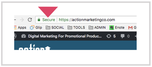SSL for your promo site