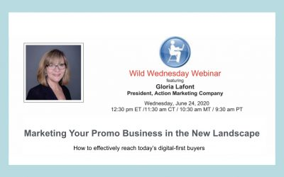 Marketing Your Promo Business in the New Landscape – New Webinar